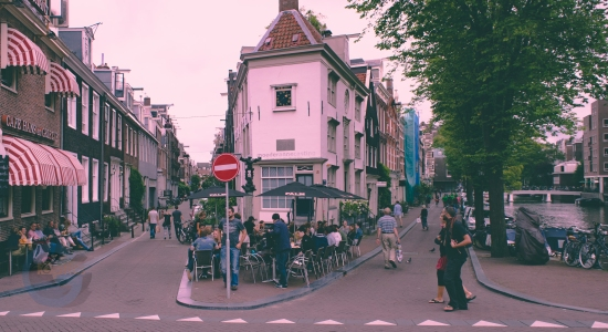 Quality of life just happens to be one of Amsterdam's best qualities.